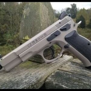 CZ 75 B OMEGA URBAN GREY SUPPRESSOR-READY